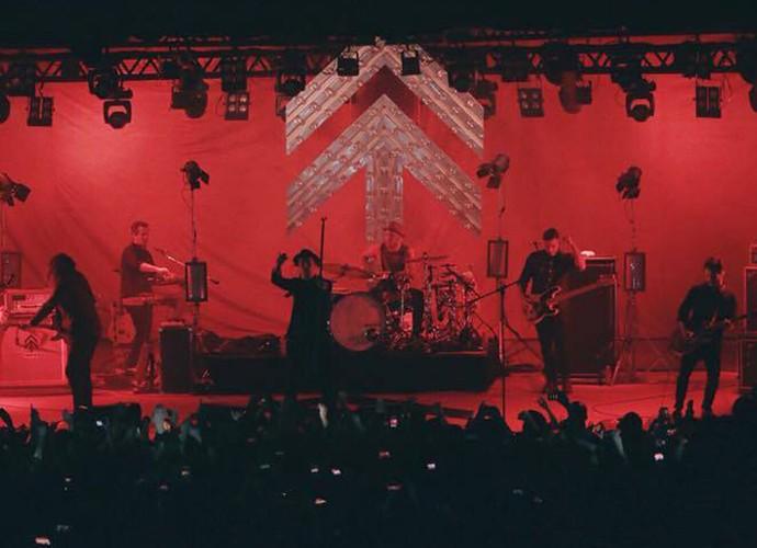 Grupo está percorrendo os palcos do Brasil com novo show (Foto: Reprodução da Internet)