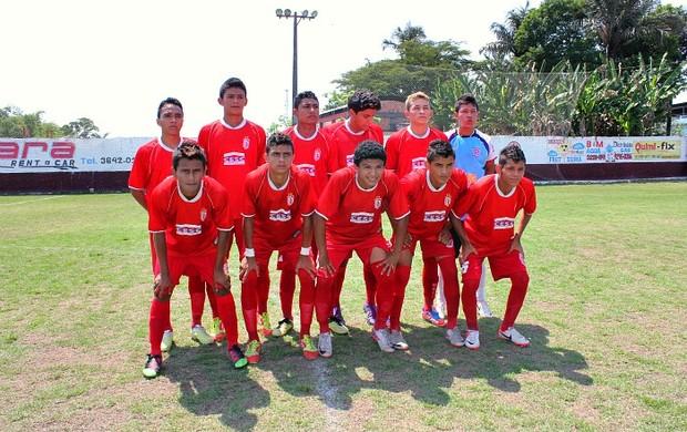 América juvenil (Foto: Anderson Silva/GLOBOESPORTE.COM)