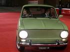 Fiat 850 é estrela do tapete vermelho do Festival de Cinema de Roma