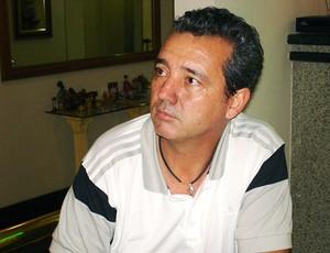 Jayme Netto técnico atletismo (Foto: Globoesporte.com)