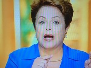 Dilma Rousseff defende combate à corrupção no horário eleitoral na TV