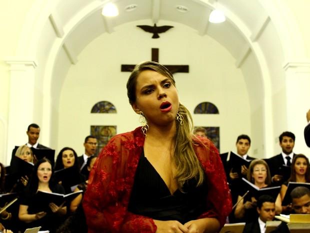 Soprano Isabela Luchi participará de apresentação com Orquestra Camerata Sesi. (Foto: Divulgação/Assessoria Sesi)