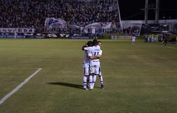 No Frasqueirão, Jones Carioca marca e ABC vence América-RN por 1 a 0