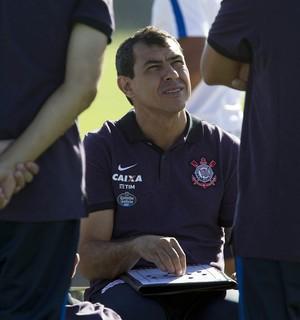 Fábio Carille Corinthians (Foto: Daniel Augusto Jr/Ag. Corinthians)