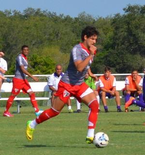 Alexandre Pato jogo-treino (Foto: saopaulofc.net)