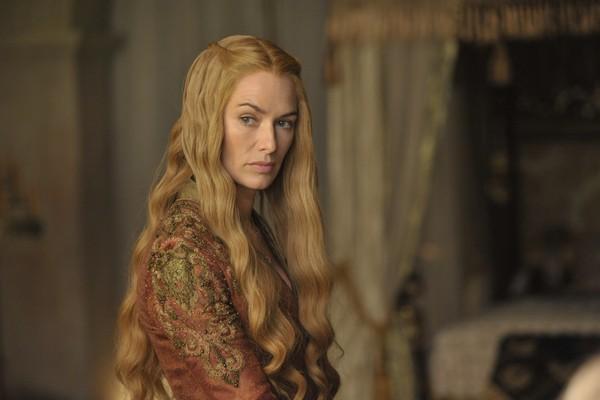 Lena Headey como Cersei Lannister em cena da 4ª temporada de 'Game of Thrones' (Foto: Divulgação HBO)