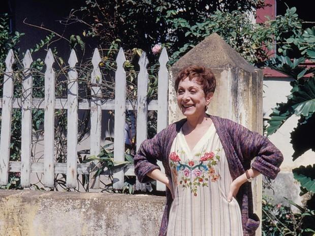 Aracy Balabanian (Paquita) (Foto: Acervo Globo)
