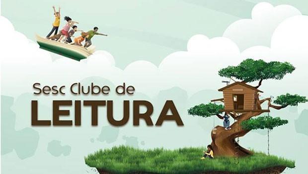 Sesc Foz do Iguaçu participa do projeto literário 'Clube de Leitura' (Foto: Divulgação)