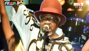 Papa Wembba (Foto: AFP)
