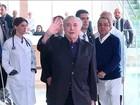 Temer tem alta de hospital em São Paulo e já faz reuniões de trabalho