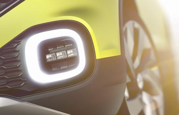 Volkswagen divulga teaser de conceito de novo SUV (Foto: Divulgação)