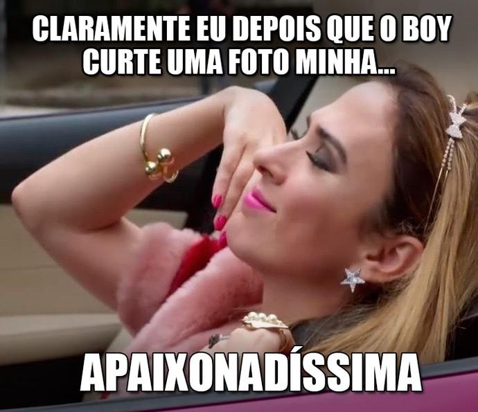 Fedora - meme 2 (Foto: TV Globo)