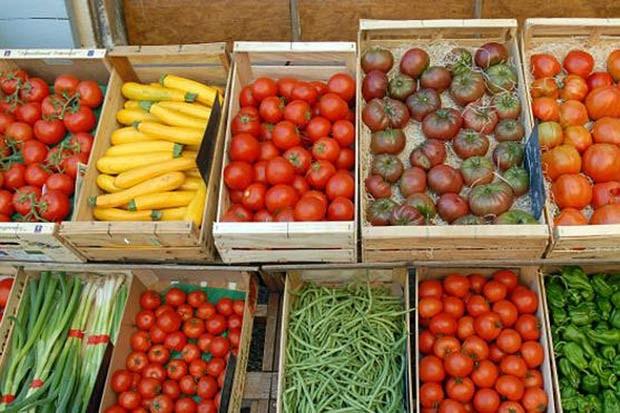 Das cerca de 300 mil espécies de plantas comestíveis que existem no planeta, consumimos menos de 1%  (Foto: BBC)