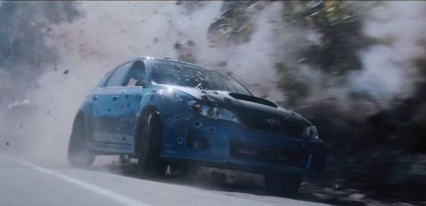 Subaru Impreza WRX STI (Foto: Reprodução)