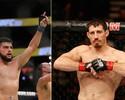 Ultimate anuncia Gastelum x Kennedy como co-luta principal do UFC 206