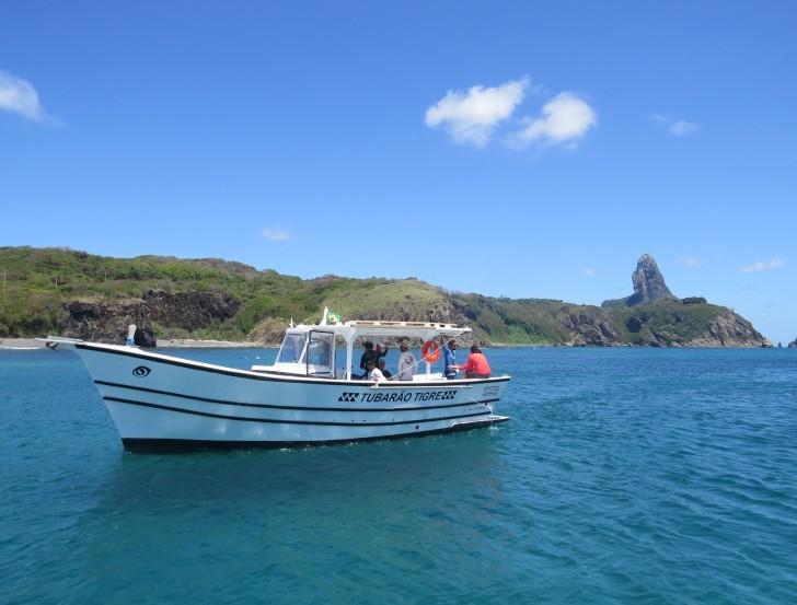 Barco Tubarão-tigre