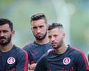 Sem Brenner, Zago confirma Nico contra Brasil e espera exame de D'Ale
