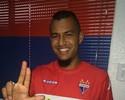 Reforço do Fortaleza, Ricardo Jesus chega ao Pici e veste camisa do Leão