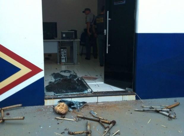 Vereador é preso suspeito de depredar prédio da PM e posto de saúde em MT