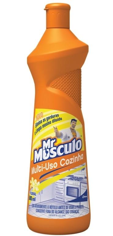 Dicas de Limpeza_Limpador Multiuso (Foto: Mr. Músculo)