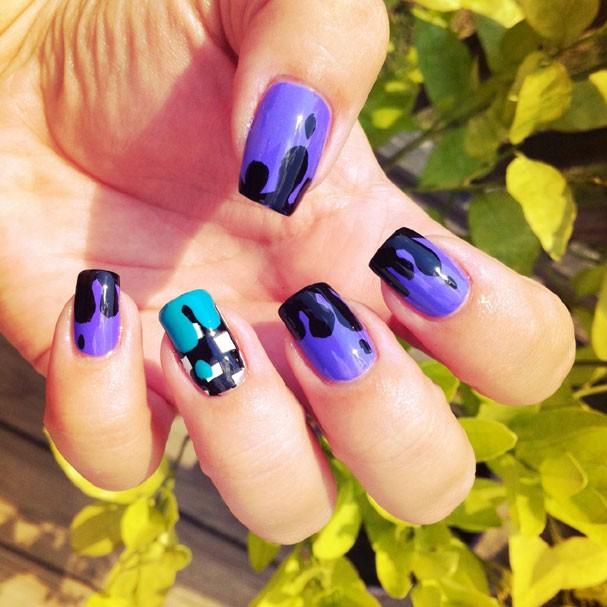 nail art (Foto: Reprodução)