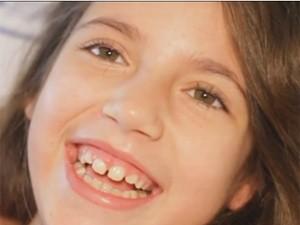 Mesmo com decisão judicial, menina espera há 4 meses por medicamento no RS (Foto: Reprodução/RBS TV)