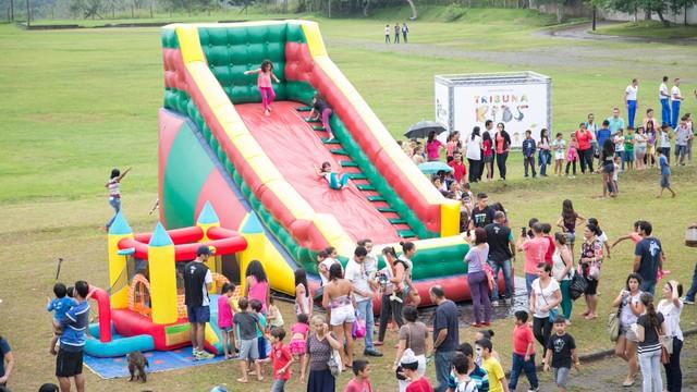 Tribuna Kids Registro - 2015 (Foto: Haroldo Junior)