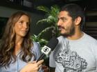 Ivete Sangalo e Criolo falam sobre shows em homenagem a Tim Maia