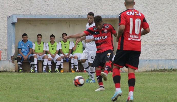 Vitória x ABC Copa São Paulo (Foto: Maurícia da Matta / EC Vitória)