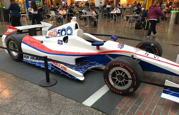 Clima da Indy 500 em Indianápolis