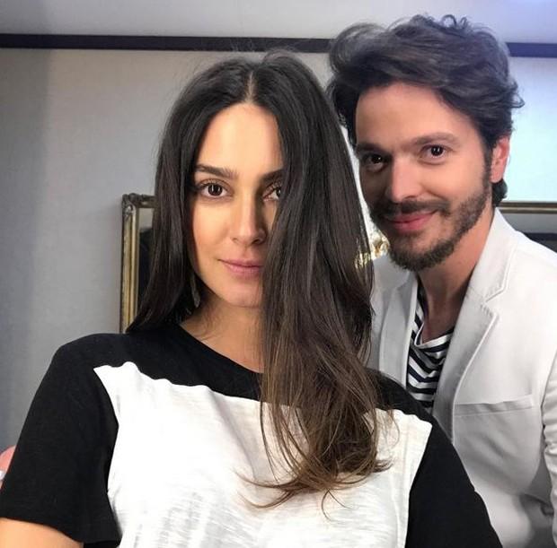 Tiago Parente e Thaila Ayala (Foto: Reprodução/Instagram)