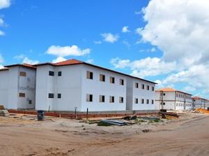 Interessados podem se inscrever para 1.008 apartamentos do Residencial Dunas (Foto: Ascom/Prefeitura de Parnaíba)