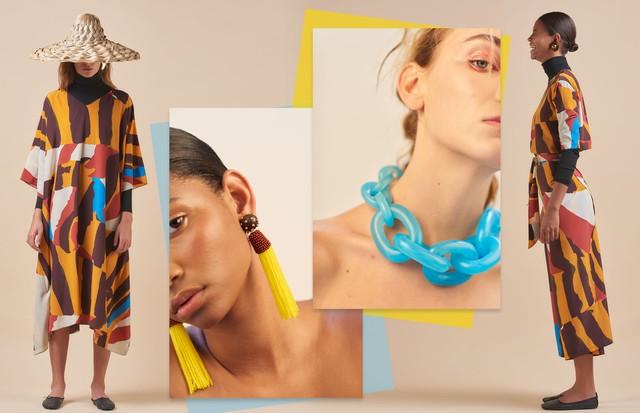 Vanda Jacintho reforça identidade com inverno inspirado na Bauhaus (Foto: Reprodução)