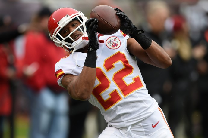 NFL - Marcus Peters Kansas City Chiefs (Foto: Thearon W. Henderson / Getty Images)