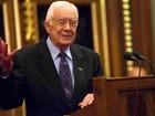 Jimmy Carter diz preferir Trump a Cruz e acredita na indicação de Hillary
