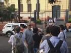 Estudantes ocupam uma escola em Ribeirão e a terceira em Sertãozinho