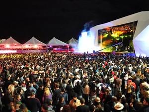 Em 2014, o festival comemorou 10 anos (Foto: Divulgação)