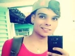 João Antônio Donati foi encontrado com a boca cheia de papel em um lote baldio de Inhumas, Goiás (Foto: Reprodução/TV Anhanguera)