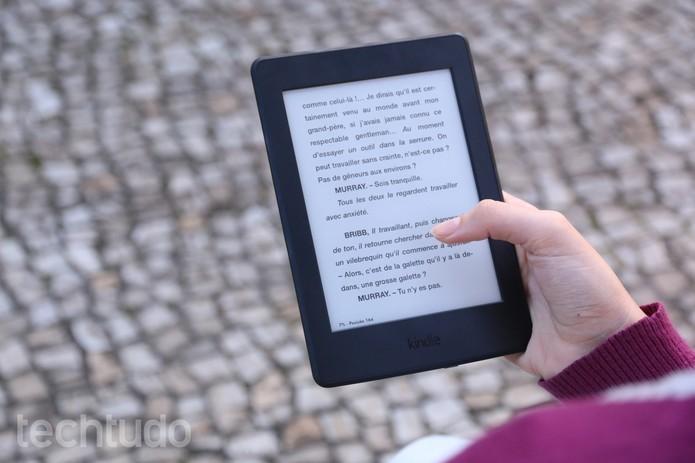 São mais de 1,8 mil livros em promoção para o Kindle (Foto: Maria Clara Pestre/TechTudo) (Foto: São mais de 1,8 mil livros em promoção para o Kindle (Foto: Maria Clara Pestre/TechTudo))