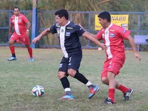 Copa Ouro Master de Futebol Soçaite Acre (Foto: AABB Rio Branco/Divulgação)