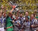 Todo mundo tenta e Juventus se reinventa em busca do penta na Itália