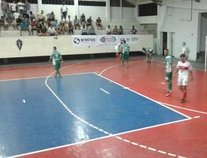 Três Rios vence foram de casa e mantém 100% (Foto: Wellington Paulino/TV Rio Sul)