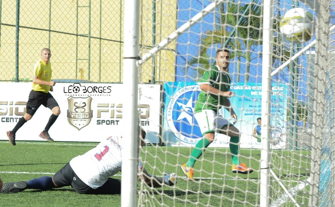 Cabofriense futebol 7 (Foto: Léo Borges / Na Jogada)