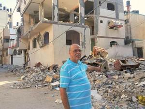 De volta ao Brasil, palestino relembra momentos que viveu em Gaza