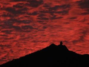 Pico do Peito do Pombo em Macaé (Foto: Moisés Bruno/Secom Macaé)