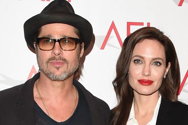 O acordo pré-nupcial de Angelina Jolie e Brad Pitt determina que, caso venham a se separar, os atores devem dividir o patrimônio conjunto de modo que cada um mantenha pelo menos a fortuna individual dos tempos de solteiro: 150 milhões de dólares para Brad (Foto: Getty Images)
