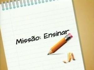 Missão: Ensinar (Foto: Reprodução/RBS TV)