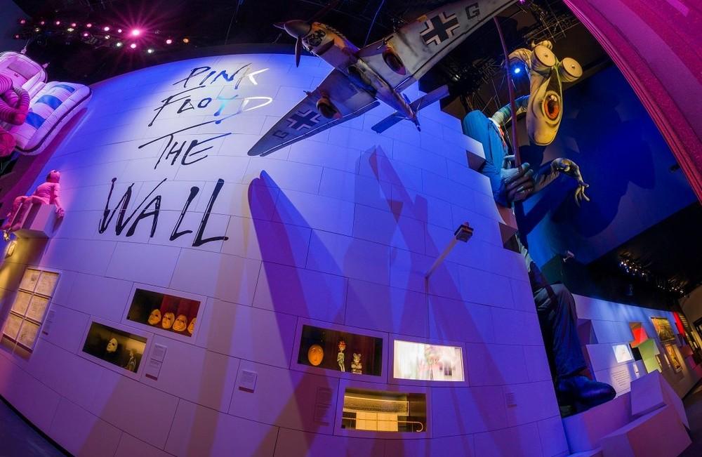 Pink Floyd comemora 50 anos de banda com exposição em Londres