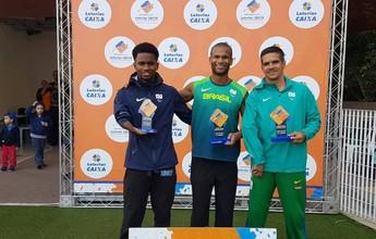 Edson Cavalcante bate recorde no Open Paralímpico e vai ao Mundial