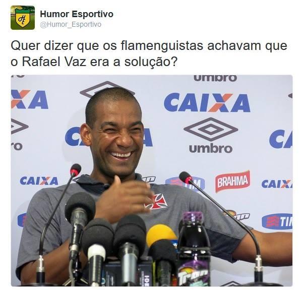 Zoação Flamengo x Fluminense